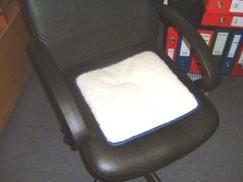 sjedalica sa zastitom